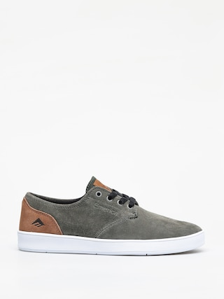 Emerica The Romero Laced Shoes (olive/tan)