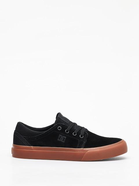 DC Trase Shoes Wmn (black/gum)
