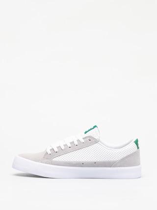 DC Lynnfield Shoes (white/grey/green)