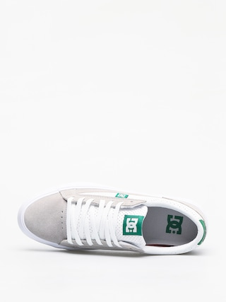 DC Lynnfield Shoes (white/grey/green)