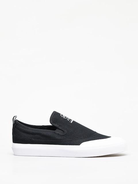adidas Matchcourt Slip Shoes (cblack/cblack/ftwwht)