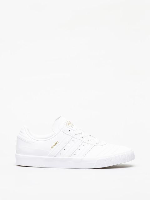 adidas Busenitz Vulc Shoes (ftwwht/ftwwht/goldmt)
