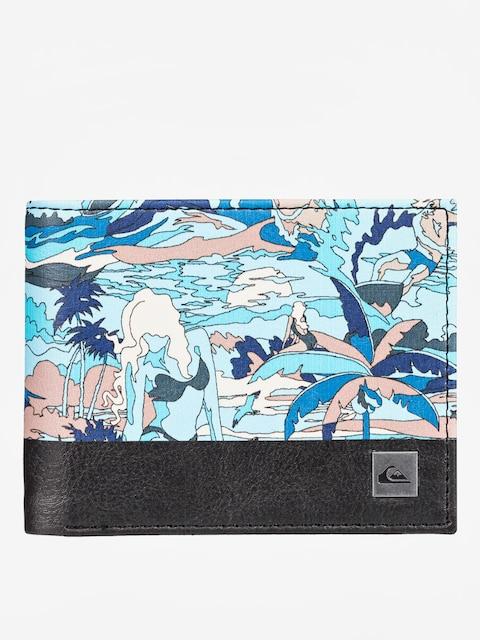 Quiksilver Freshness Wallet (aqua splash)
