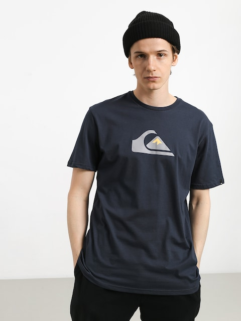 Quiksilver M And W T-shirt