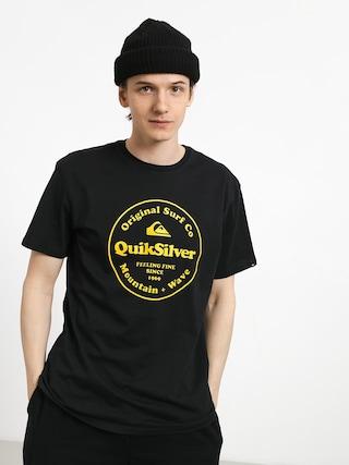 Quiksilver Secret Ingredient T-shirt (black)