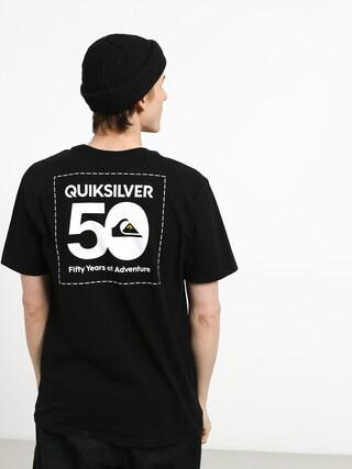 Quiksilver The Label T-shirt (black)