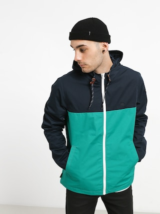 Element Alder Light 2 Tones Jacket (dynasty green)