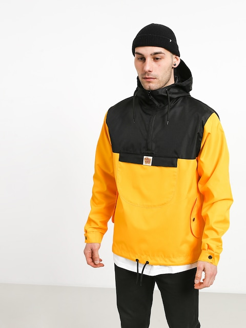 Turbokolor Freitag Jacket (black/yellow)