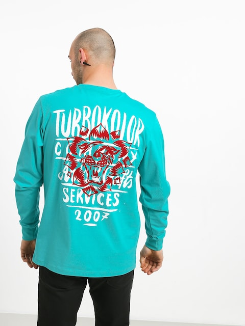 Turbokolor Blackboard Longsleeve (mint)