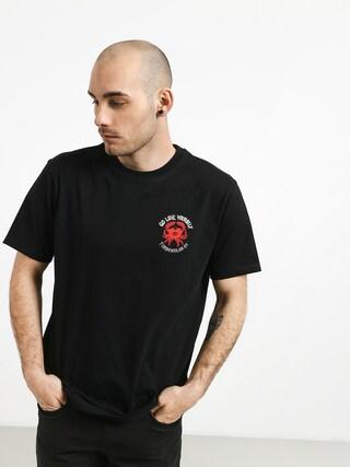Turbokolor Love Yourself T-shirt (black)