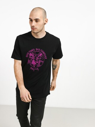 Turbokolor Bad Company T-shirt (black)