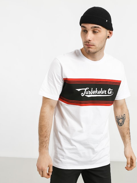 Turbokolor Edging T-shirt