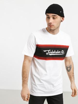 Turbokolor Edging T-shirt (white)