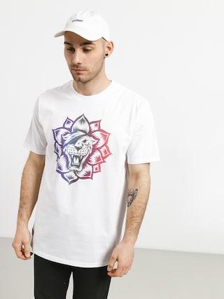 Turbokolor Flower Power T-shirt (white)