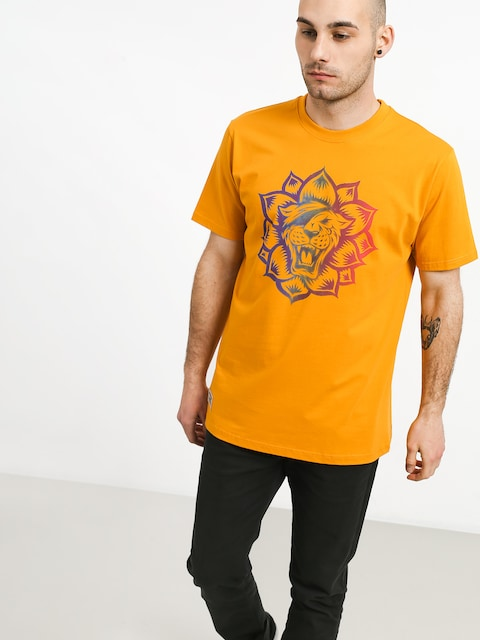 Turbokolor Flower Power T-shirt (yellow)