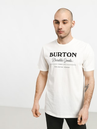 Burton Durable Gds T-shirt (stout white)