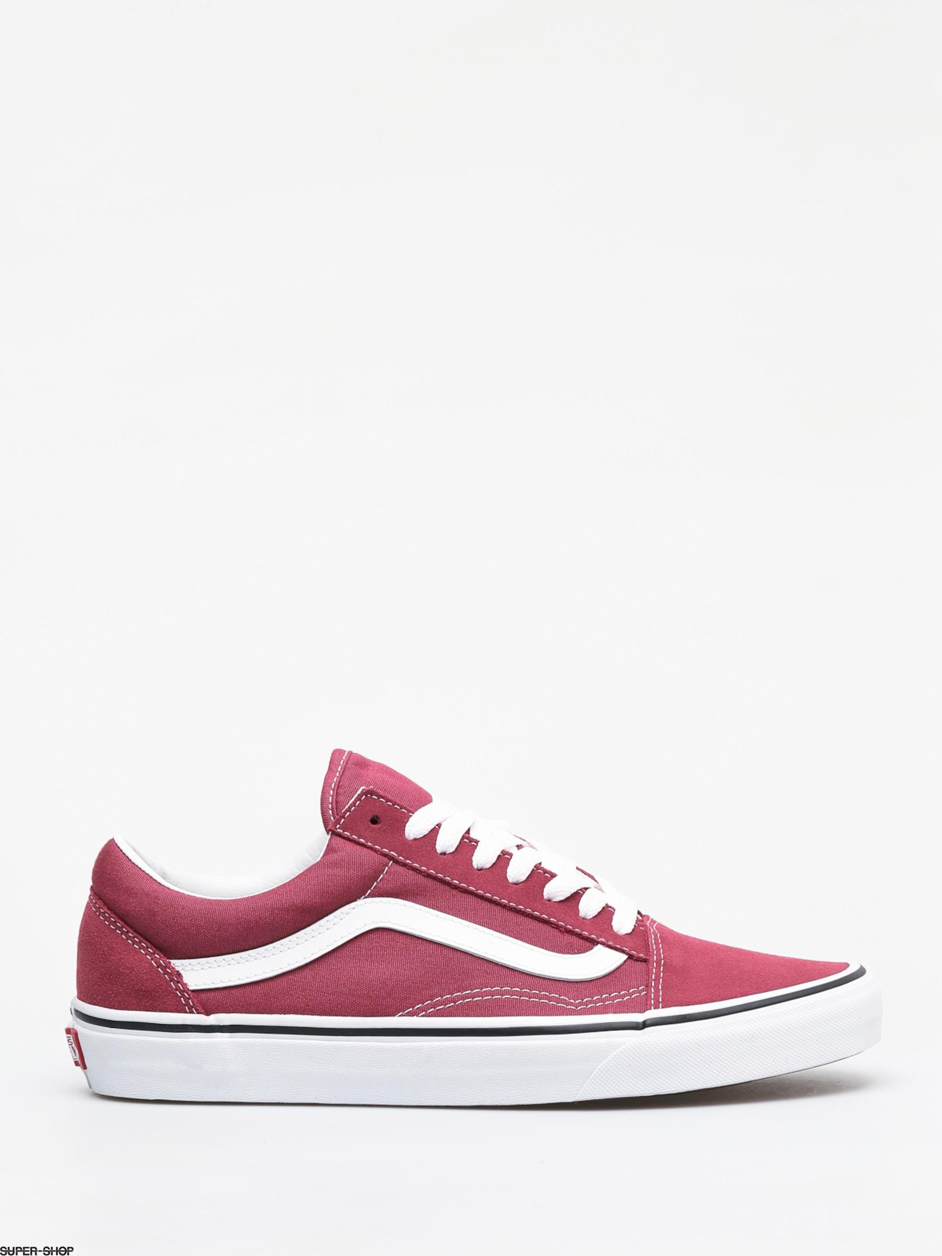 Vans Shoes Old Skool (dry rose/true white)