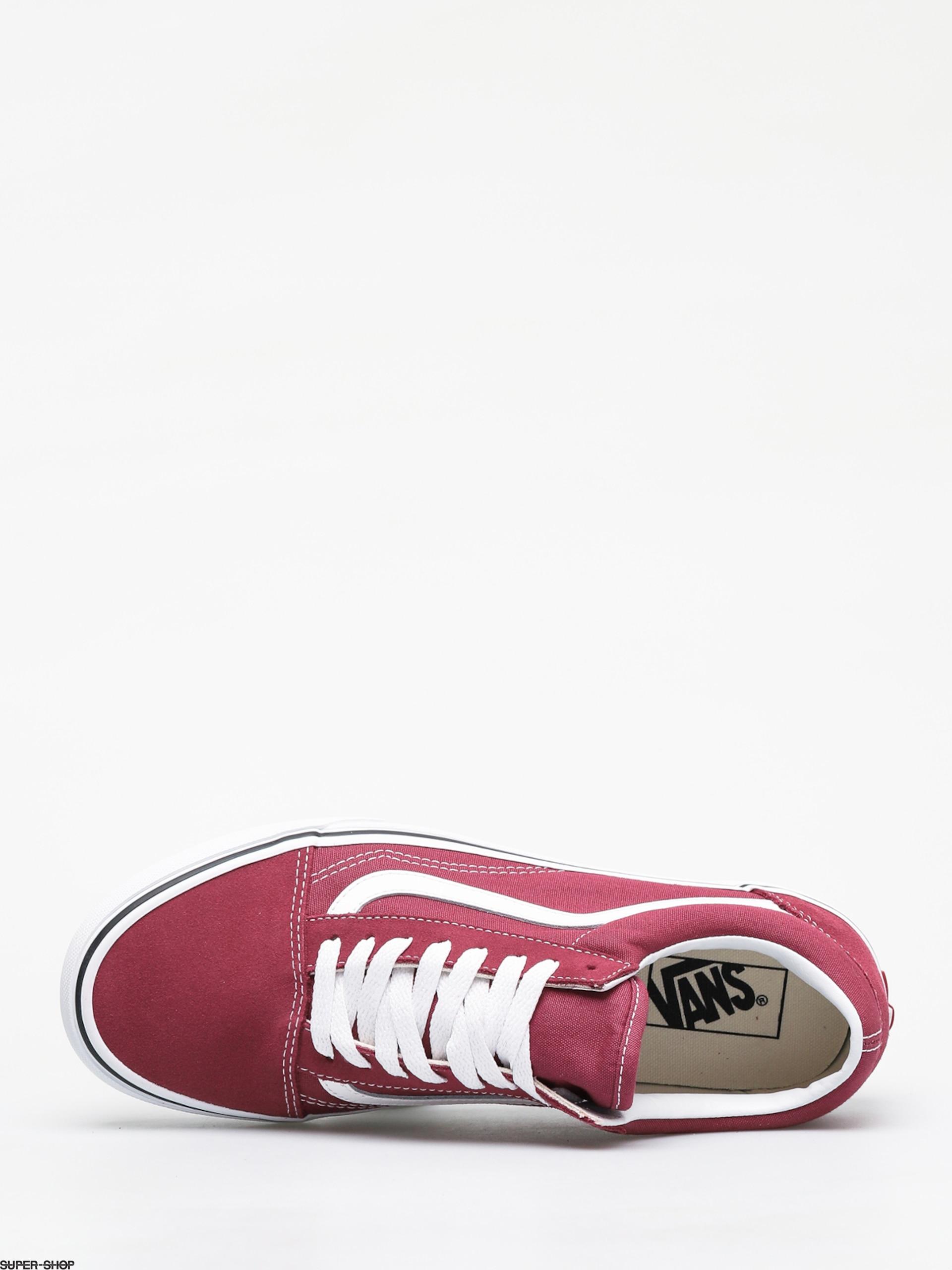 f108289af1c Vans Shoes Old Skool (dry rose true white)