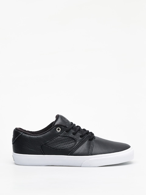 Es Square Three Shoes (black/white/white)