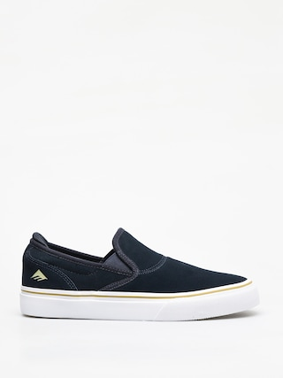 Emerica Wino G6 Slip On Shoes (navy)