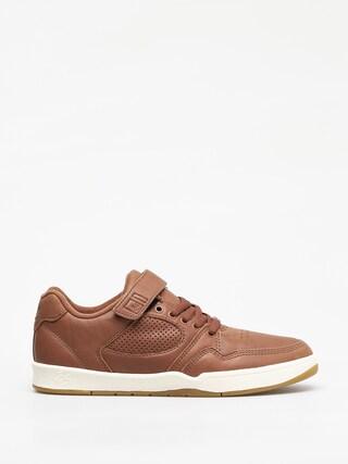 Es Accel Slim Plus Shoes (brown)