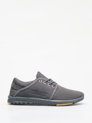 Etnies Scout Shoes (grey/gum)