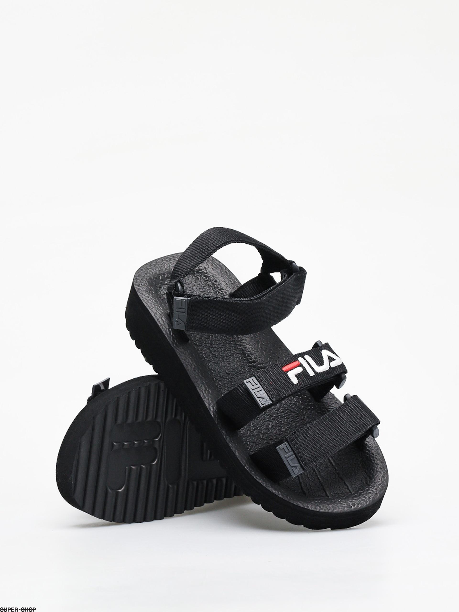 Sandal Sandals Fila Sandals Sandal Fila Fila Wmnblack Tomaia Tomaia Tomaia Sandal Wmnblack qSMVUzpG