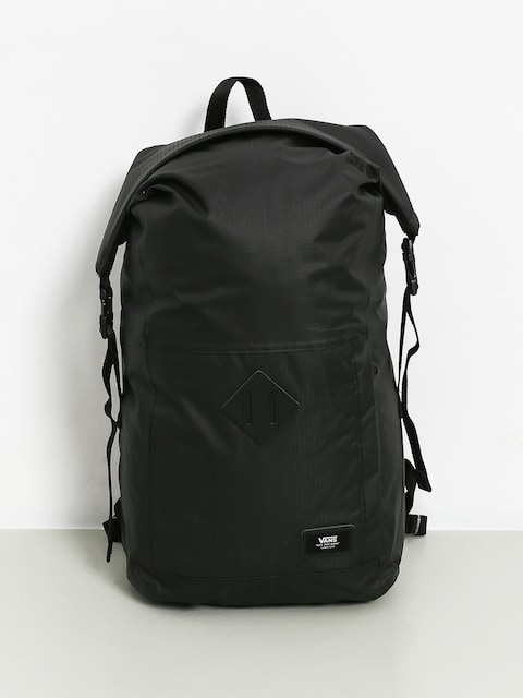 Vans Fend Roll Top Backpack (black)