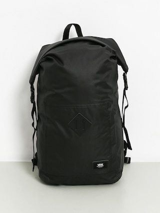 Vans Fend Roll Top Backpack (black)