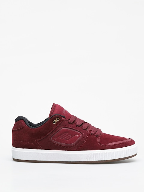 Emerica Reynolds G6 Shoes (maroon)