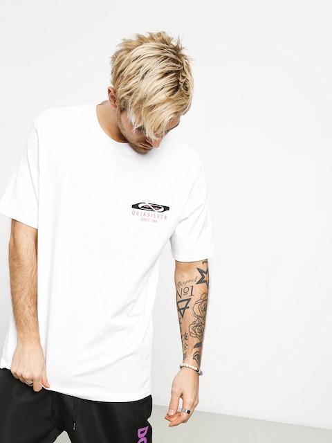 Quiksilver Furball T-shirt (white)