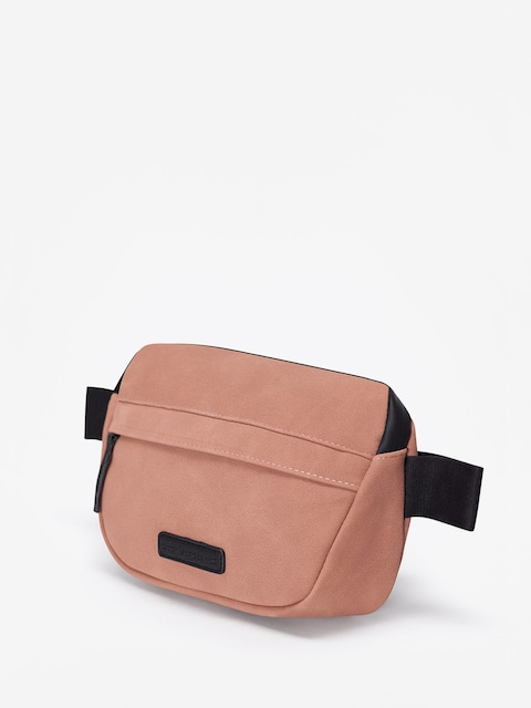 Ucon Acrobatics Jacob Suede Bum bag (salmon)