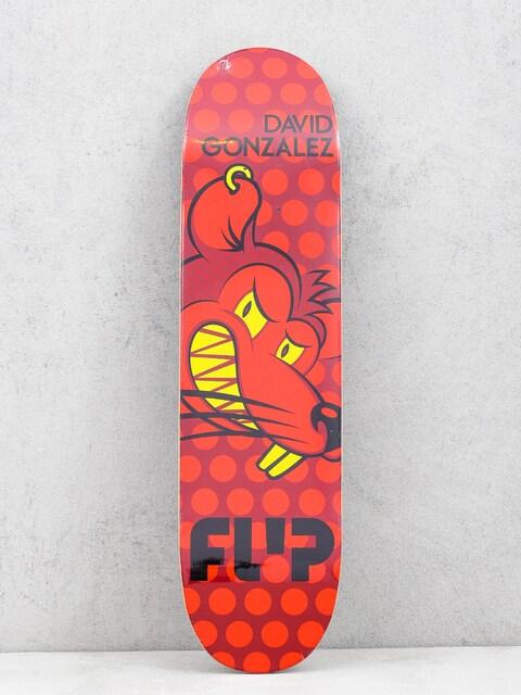 Flip Gonzalez Popdots Deck (red)