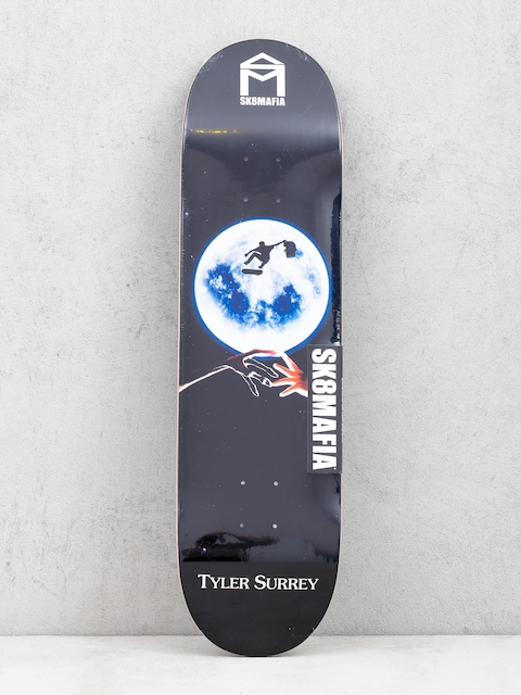 Sk8Mafia Tyler Surrey Extra Deck (black)