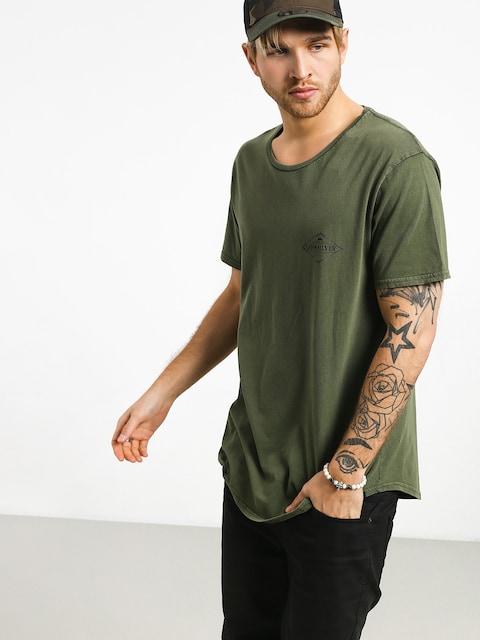 Quiksilver Diamond Tails T-shirt (garden topiary)