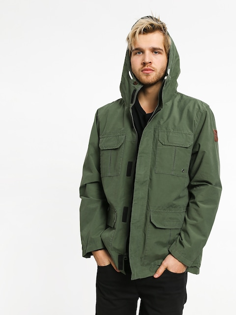 Quiksilver Fresh Evidence Jacket (thyme)