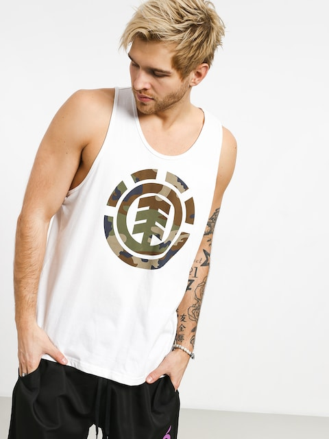 Element Foundation Icon Tank top (optic white)