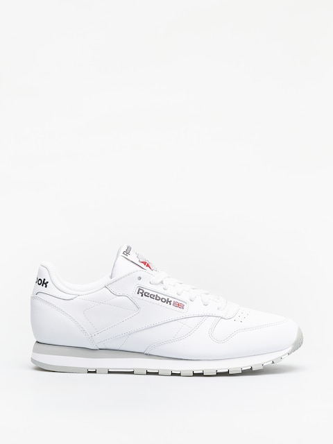 Reebok Sneakers Classic Leather (white/lt grey)