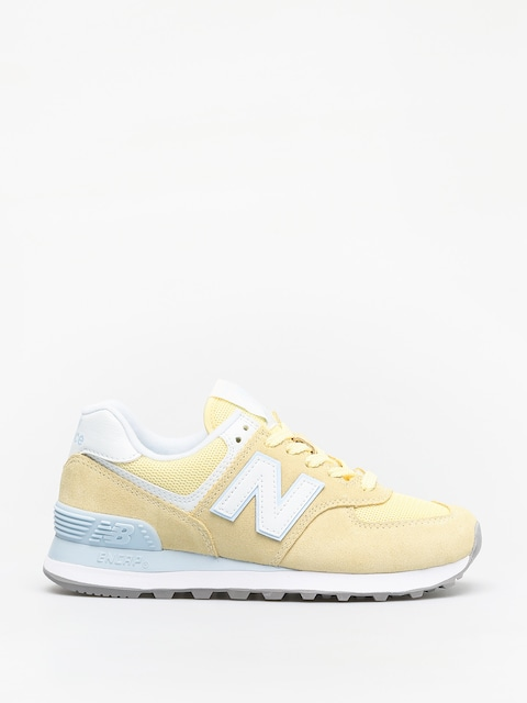 New Balance 574 Shoes Wmn (sun glow)