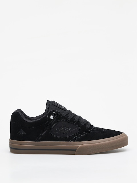 Emerica Reynolds 3 G6 Vulc Shoes (black/gum)
