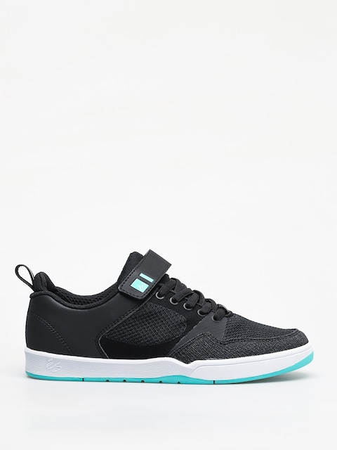 Es Accel Plus Ever Stitch Shoes (black/teal)