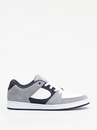 Es Accel Slim Shoes (grey/white/navy)