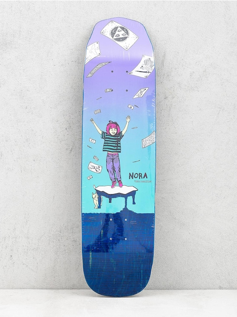 Welcome Deck Magilda Nora Vasconcellos (lavender teal)