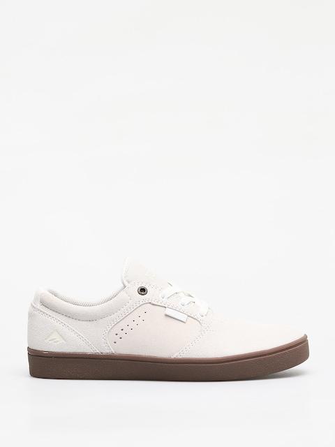 Emerica Figgy Dose Shoes (white/gum)
