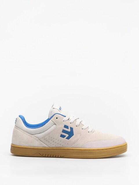 Etnies Marana Shoes (white/blue/gum)