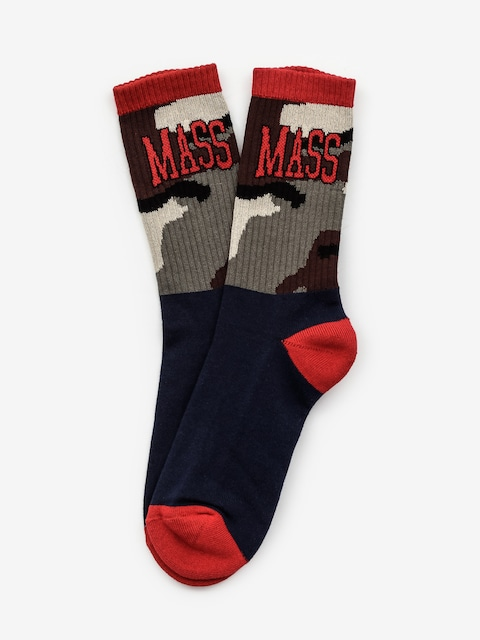 MassDnm Truman Socks (multicolor)