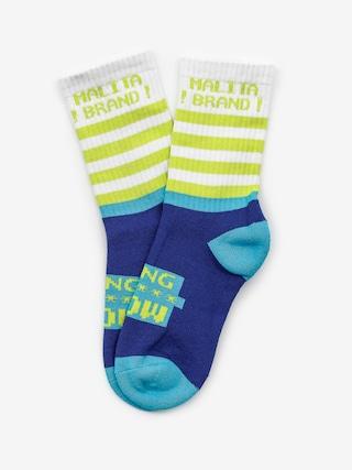 Malita Wow Socks (blue)