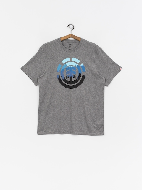 Element Glimpse Icon T-shirt (grey heather)