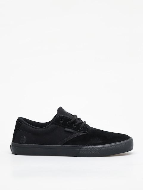 Etnies Jameson Vulc Shoes (black/black/black)