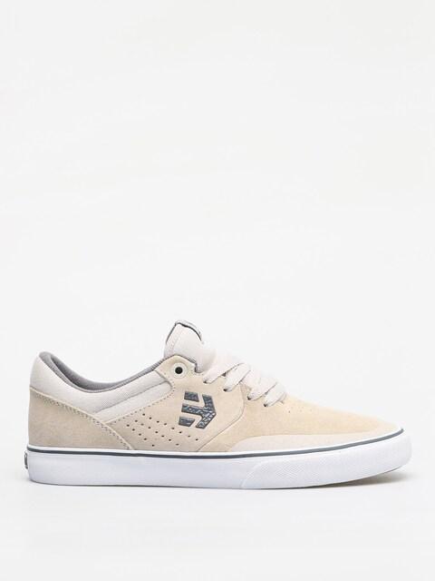 Etnies Marana Vulc Shoes (white/grey/gum)